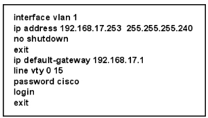 Questions & Answers for CISCO 100-105Page No-107